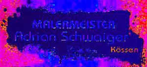 Malermeister Adrian Schwaiger
